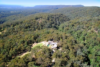 Aerial View at Spicers Sangoma Retreat - Adults Only in Bowen Mountain