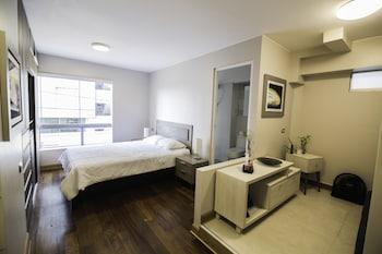 米拉芙洛雷斯舒適開放式公寓飯店