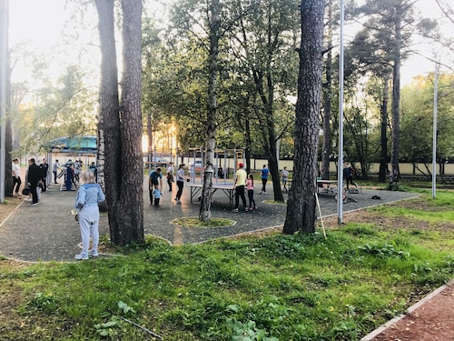 Noev Kovcheg, Kostromskoy rayon
