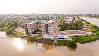 The Floral Breeze Hotel Yangon - Aerial View  - #0