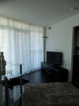 Boutique Harbourfront Condos - Living Room  - #0