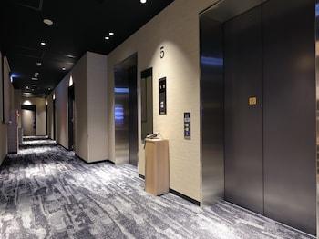 ASTIL HOTEL SHIN-OSAKA Hallway