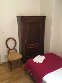 Single Room, Shared Bathroom