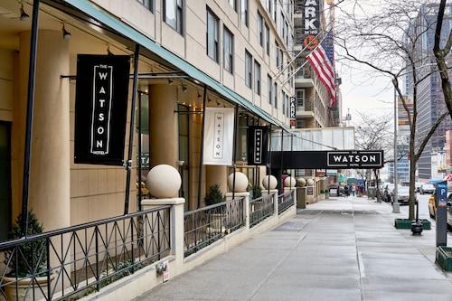 Nowy Jork (NY) - The Watson Hotel - z Warszawy, 15 kwietnia 2021, 3 noce