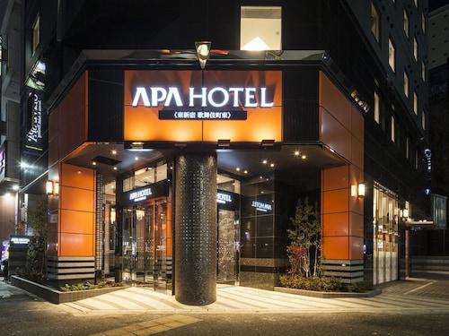 APA Hotel Higashi Shinjuku Kabukicho-Higashi, Shinjuku