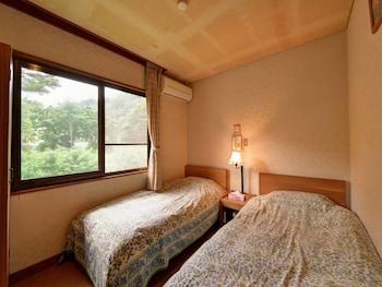 Twin Room, Mountain View