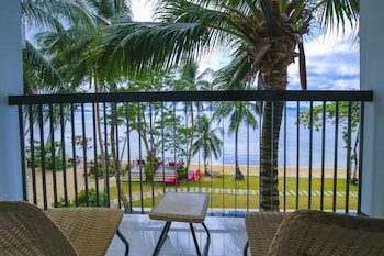 DOUBLEGEM BEACH RESORT AND HOTEL View from Room