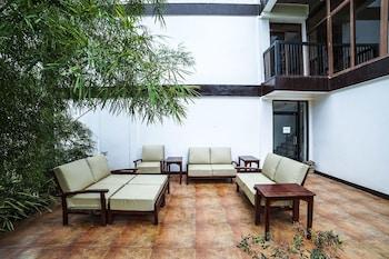 DOUBLEGEM BEACH RESORT AND HOTEL Garden