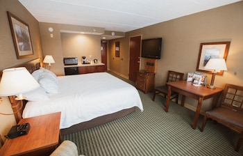 Standard Room, 1 King Bed, Accessible, Smoking