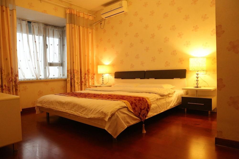 Ejia Hotel Wanke Jinyuxiling Branch, Chengdu