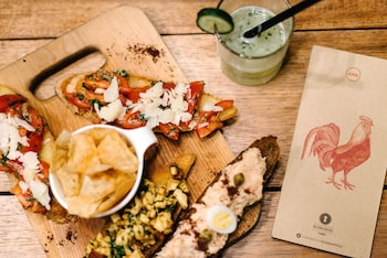 Rooms Hotel Kazbegi - Food and Drink  - #0