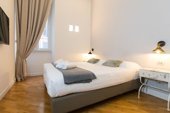 Deluxe Double Room, Annex Building (Via Rasella, 148)
