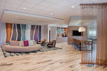 萬豪清水海灘費爾菲爾德旅館及套房 Fairfield Inn & Suites by Marriott Clearwater Beach