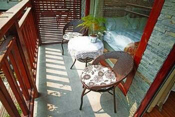 Hangzhou QingHe Hostel - Balcony  - #0