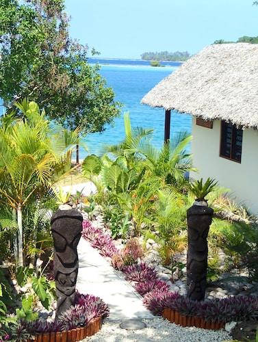 Turtle Bay Beach House, South East Santo