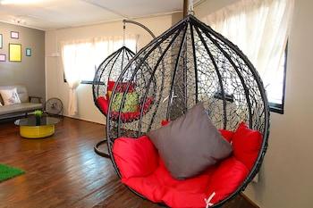橄欖雙層床飯店