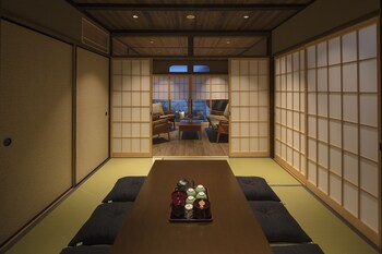 KIYOMIZU GOJO SUMITSUGU Living Area
