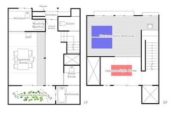 YOSHIMIGURA Floor plan