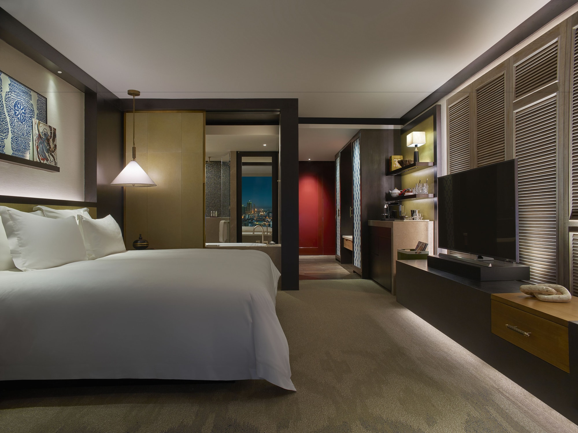 Executive Twin Room, 2 Twin Beds