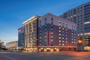 土爾沙市中心歡朋套房飯店 Hampton Inn & Suites Tulsa Downtown