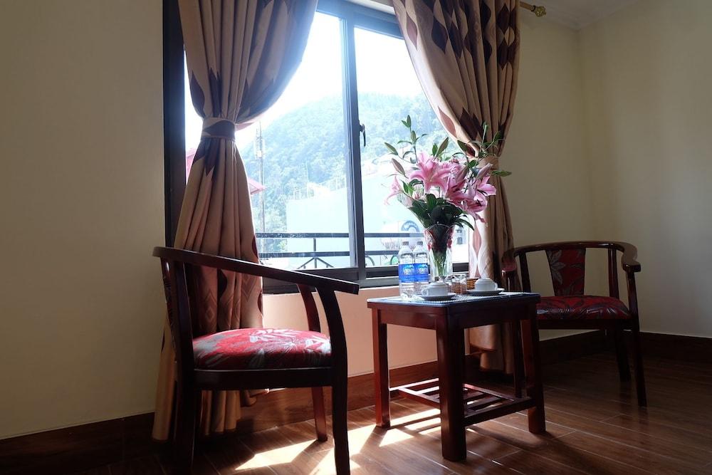 サパ ロマンス ホテル