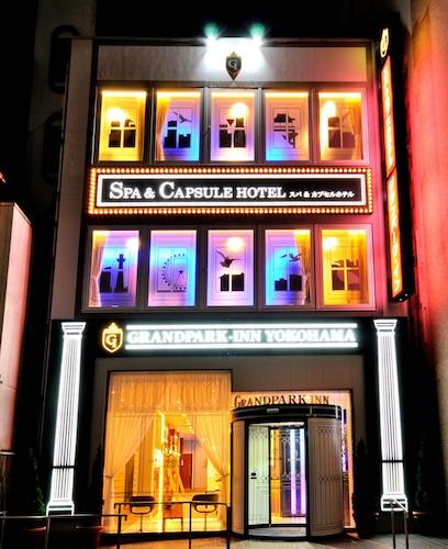 Spa & Capsule Hotel GrandPark-Inn Yokohama, Yokohama