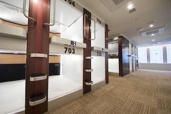 デラックスカプセル(女性専用)|2㎡|スパ&カプセルホテル グランパーク・イン横浜
