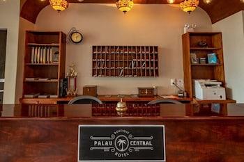 パラオ セントラル ホテル