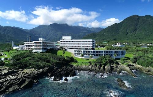 . The Hotel Yakushima