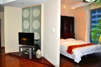QingDao JinShan We Holiday Apt Olympic C - Guestroom  - #0