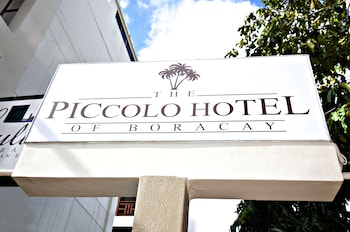 THE PICCOLO HOTEL OF BORACAY Exterior detail