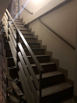 THE PICCOLO HOTEL OF BORACAY Staircase