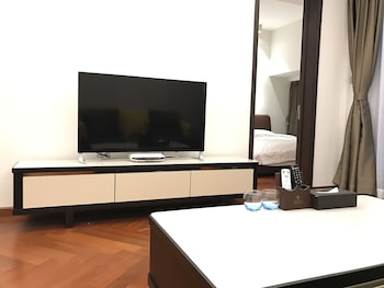 Shengang Executive Apartment Shenzhen - Living Room  - #0
