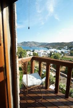 Patmos Exclusive Villas - Balcony  - #0