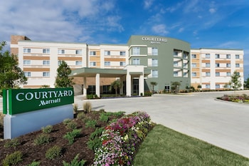 Hotel - Courtyard by Marriott Ruston