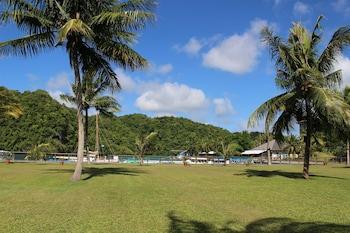 コーブ リゾート パラオ