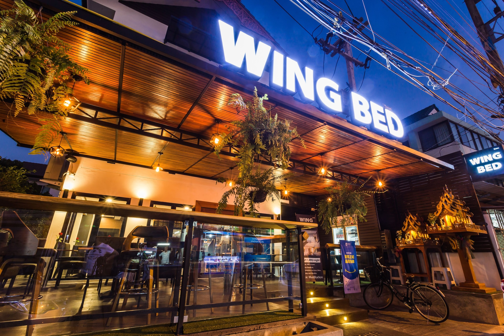 WING BED, Muang Chiang Mai