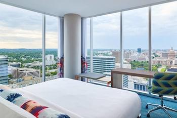 奧斯丁市中心雅樂軒飯店 Aloft Austin Downtown