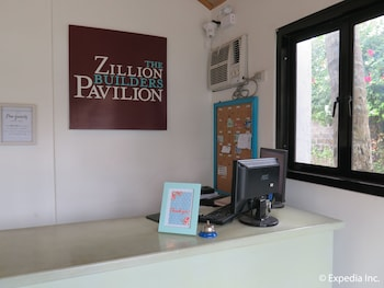 THE ZILLION BUILDERS PAVILION Reception