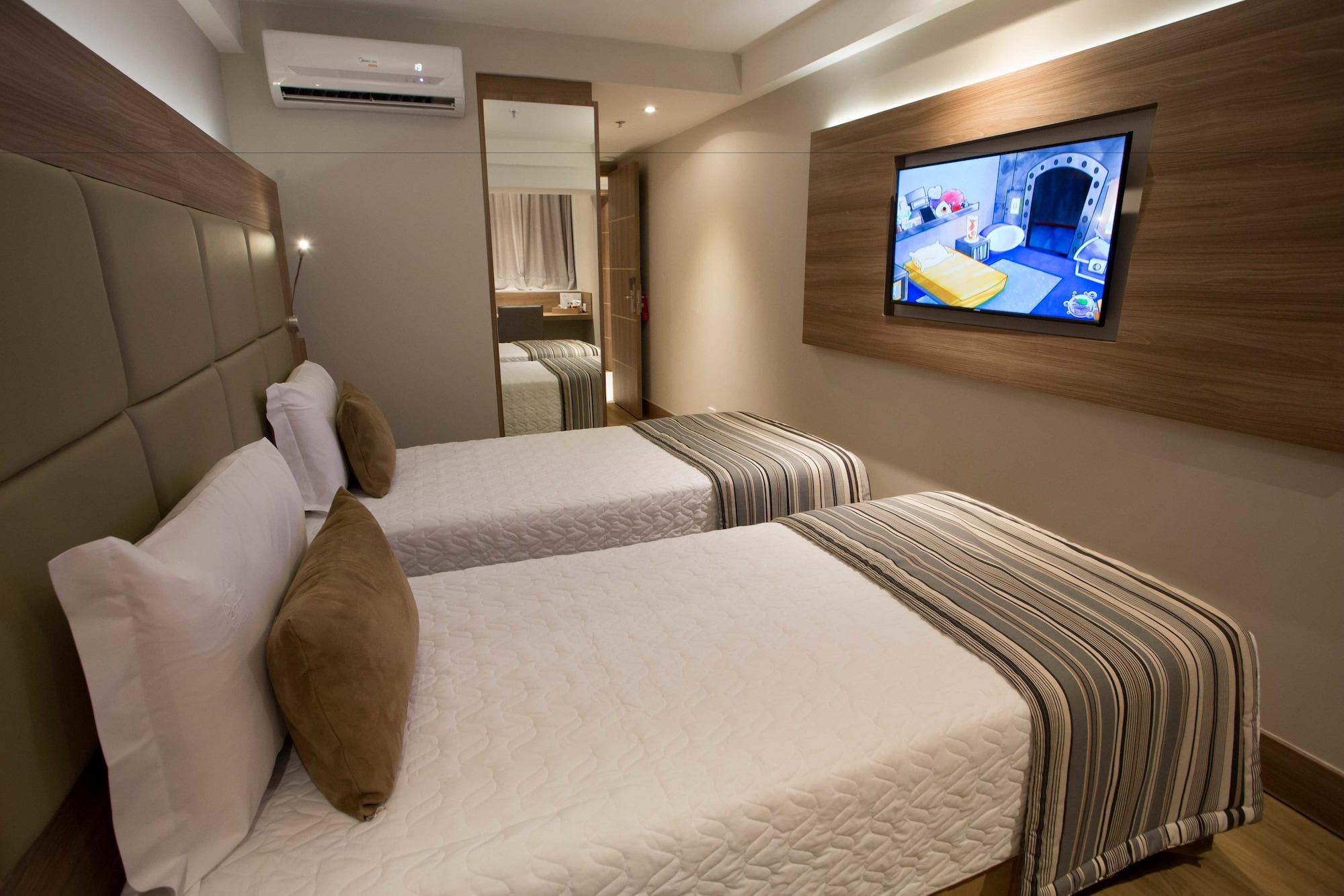 Petit Rio Hotel, Rio de Janeiro