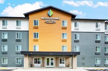 西雅圖埃弗里特伍德斯普林套房飯店 WoodSpring Suites Seattle Everett