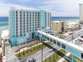 巴拿馬市海灘海濱歡朋套房飯店 Hampton Inn & Suites Panama City Beach-Beachfront