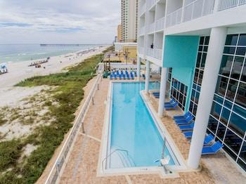 Photo Hampton Inn Suites Panama City Beach Beachfront