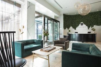 Lobby Sitting Area at Hotel Hayden in New York