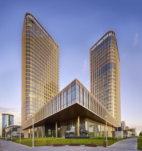. The Ritz-Carlton, Astana