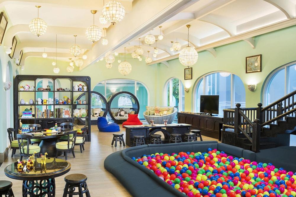 호텔이미지_어린이 놀이 공간