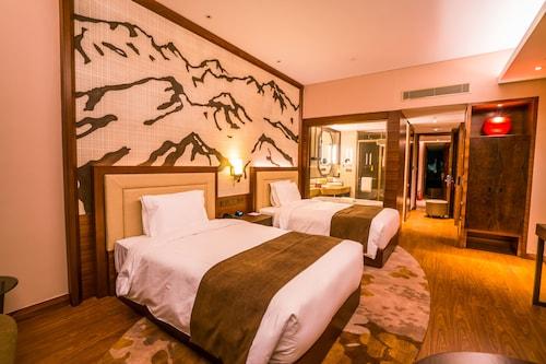 Crowne Plaza Resort Changbaishan Hot Spring, Yanbian Korean