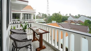 Hoi An Maison Vui Villa - Balcony  - #0