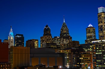 City View at Best Western Plus Philadelphia Convention Center Hotel in Philadelphia