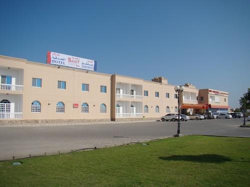 . Atlas Hotel Apartments (Sohar)